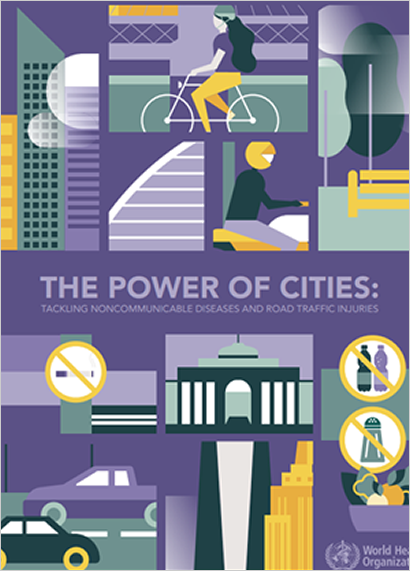 THE POWER OF CITIES