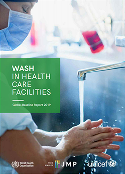 WASH IN HEALTH CARE FACILITIES