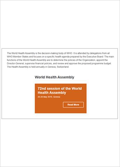 world-health-assembly