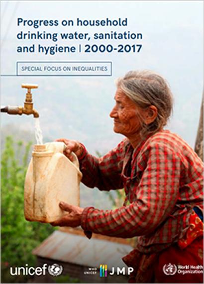 Progress on household drinking water, sanitation and hygiene