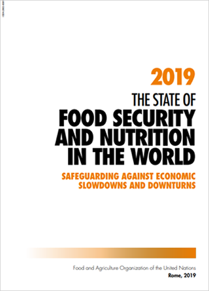 FOOD SECURITY AND NUTRITION IN THE WORLD